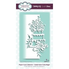 Paper Cuts - Celebration Cake Edger Craft Die
