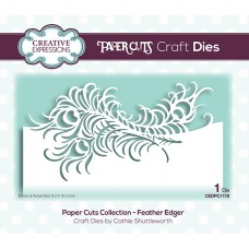 Paper Cuts - Feather Edger Craft Die