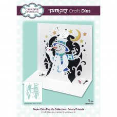 Paper Cuts Pop Up Collection - Frosty Friends
