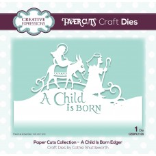 Paper Cuts - A Child Is Born Edger Die