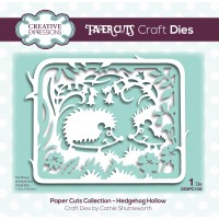 Paper Cuts  - Hedgehog Hollow Craft Die