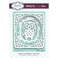 Paper Cuts - Acorn Owl Craft Die