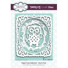 Paper Cuts - Acorn Owl Craft Die