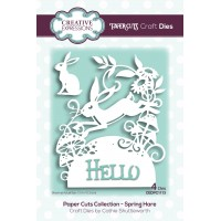 Paper Cuts Collection - Spring Hare