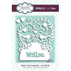 Paper Cuts Collection - Love Birds