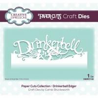 Paper Cuts - Drinkerbell Edger Die