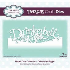 Paper Cuts - Drinkerbell Edger Die