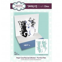Paper Cuts Pop-up Collection - Purrfect Pals
