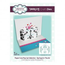 Paper Cuts Pop-up Collection - Spring Is In The Air