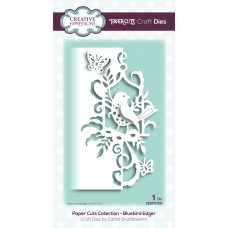 Paper Cuts Collection - Bluebird Edger