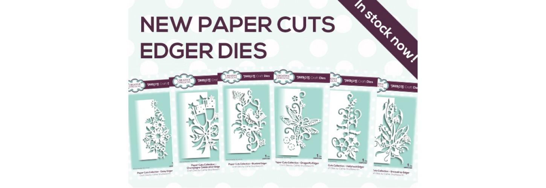 Paper Cuts Edger Dies
