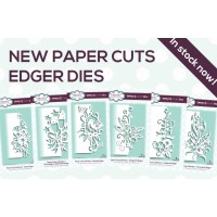 Paper Cuts Edger Bundle Deal - DISPATCHING WED 24th OCTOBER