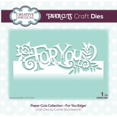 Paper Cuts Collection - For You Edger