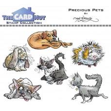 Precious Pets Stamp