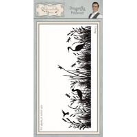 Silhouette Stamp - Dragonfly Hideout - DISPATCHING THURSDAY 27TH SEPT