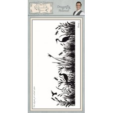 Silhouette Stamp - Dragonfly Hideout