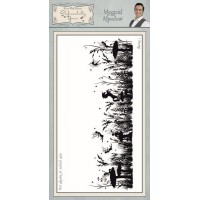 Silhouette Stamp - Magical Meadow - DISPATCHING FRIDAY 28TH SEPT