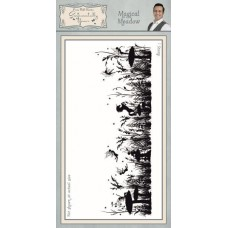 Silhouette Stamp - Magical Meadow