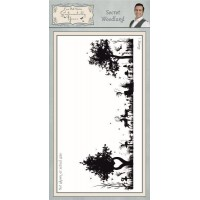 Silhouette Stamp - Secret Woodland