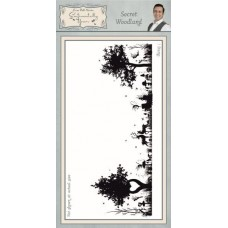 Silhouette Stamp - Secret Woodland
