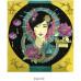 Pink Ink Designs A5 Clear Stamp Set - Oriental Princess