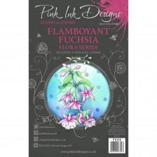 Pink Ink Designs Stamp - Flamboyant Fuchsia