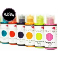 Pink Ink Multi Surface Paint