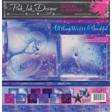 Pink Ink Designs - Paper to Inspire - All Things White & Beautiful 12x12