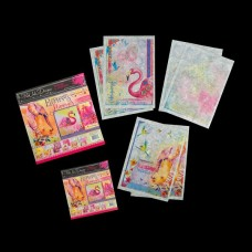 Pink Ink Paper Bundle
