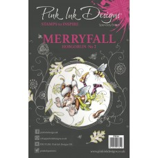 Pink Ink Designs A5 Clear Stamp - Merryfall Hobgoblin 2