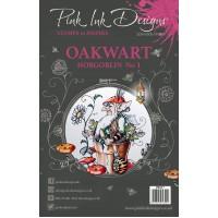 Pink Ink Designs A5 Clear Stamp - Oakwart Hobgoblin 1
