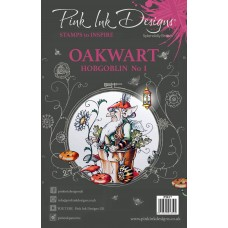 Pink Ink Designs A5 Clear Stamp - Oakwart Hobgoblin 1