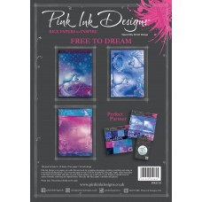 Pink Ink Designs - Rice Papers to Inspire - Free To Dream