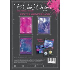 Pink Ink Designs - Rice Papers to Inspire - Winter Wonderland