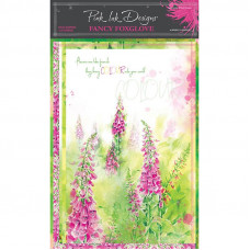 Pink Ink Designs - A4 Rice Paper - Fancy Foxglove