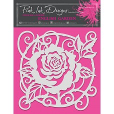 Pink Ink Designs - English Garden Stencil