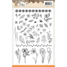 Precious Marieke - Spring Delight Clear Stamp Set