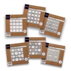 Multilayer Circles + Squares Bundle Deal