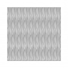 Presscut 3D Embossing Folder - Braided Lines - DISPATCHING WEDNESDAY 23rd SEPTEMBER