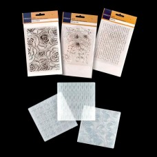 Press Cut 3D Embossing Folder and Stamp Collection - DISPATCHING WEDNESDAY 23rd SEPTEMBER