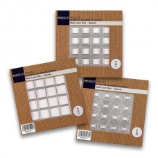 Presscut Multilayer Squares Bundle
