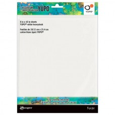 Rangers Alcohol Ink Yupo White Cardstock