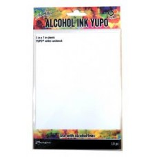 Alcohol Ink Yupo White Cardstock