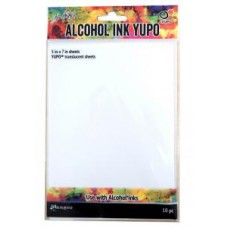 Alcohol Ink Yupo - Translucent Sheets