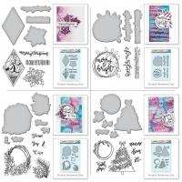 Spellbinders Stamp & Die Bundle