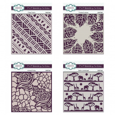 Sue Wilson - Safari Stencil Bundle