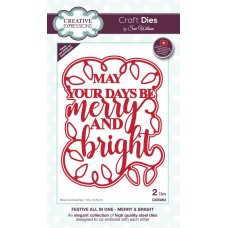 Sue Wilson - 2020 Festive Collection – Merry and Bright