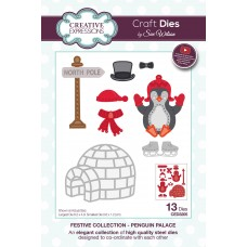 Sue Wilson - 2020 Festive Collection - Cute Bundle - DISPATCHING WEDNESDAY 12th AUGUST