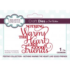 Sue Wilson - 2020 Festive Collection – Nothing Warms The Heart Like Good Friends