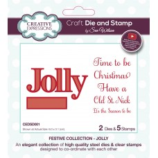 Sue Wilson - 2020 Festive Collection – Jolly
